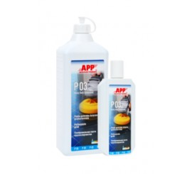 APP P03 Heavy Duty Compound - PÂte à polir gros grain | 600g