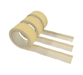 APP TOM Masking tape-deflecting Yellow 45mm x 10m