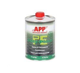 Polyester resin for lamination 1,0L
