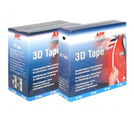APP 3D Tape 13mm x 50M, Self-adhesive foam tape