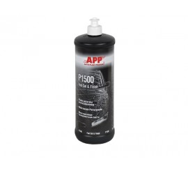 APP P1500 Fast Cut -FINISH Polishing compound multitasking 1,0 kg