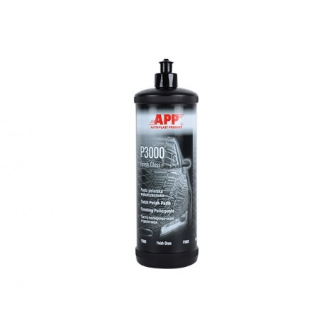 APP P3000 Finish Gloss 1kg, Polishing compound