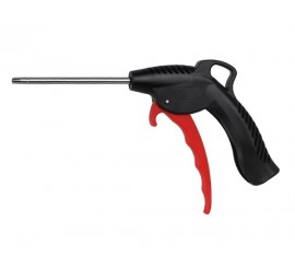 NTools PDP 1 Blowing Gun with a long steel straight line nozzle (plastic)