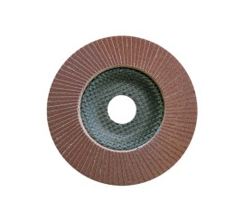 APP LL 125 P40 125 x 22, Flap disc for steel