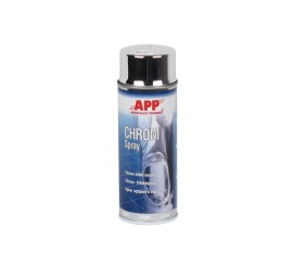 APP Chrom Spray 400ML, Peinture à effets chrome