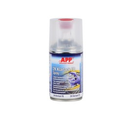 Acrylic clearcoat Spray 2K 250ml