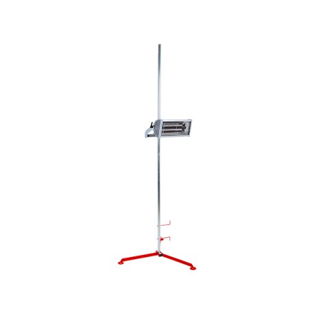 NTools FDS1000, Radiator (1kW) with adjustable time and tripod