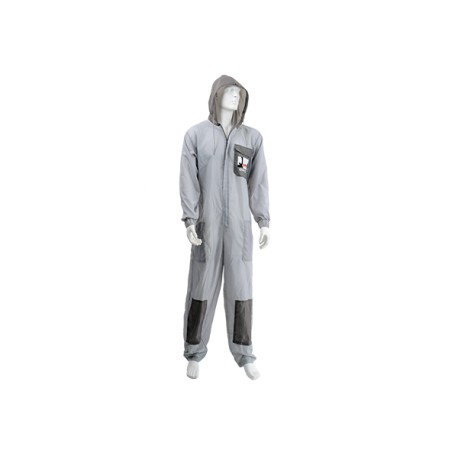 APP QUARTZ Q901 Gray XL, Overalls
