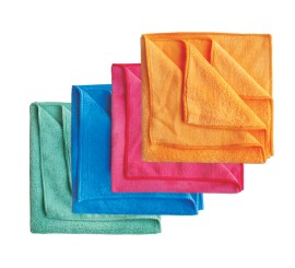 APP MF Cloth Microfiber tack cloth 40x40cm