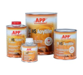 Appret Acrylique 4:1 2K HS TOP QUALITE