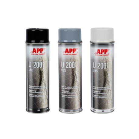 SPRAY Preparation for protection car body 500ml