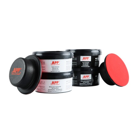 Dry coat for powder control 100G