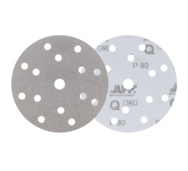 Sanding disc on the film Quartz