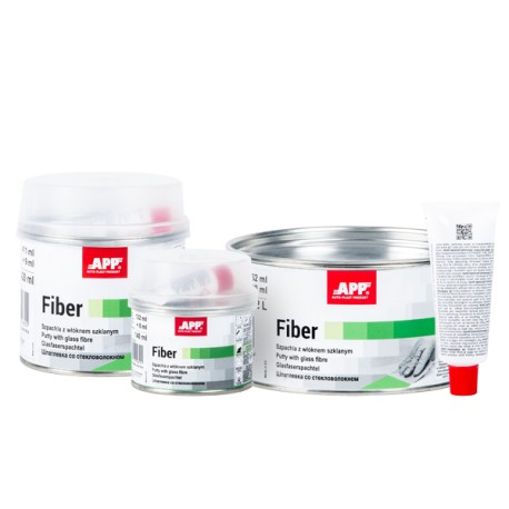 Glass Fiber Putty 1200ml