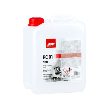 Nitro solvent for tool cleaning 5,0 L