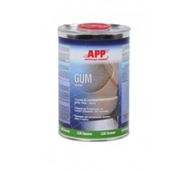 Preparation for removing traces of rubber, glue and resin 1,0L